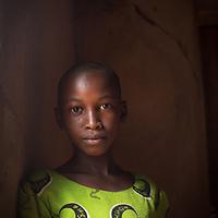 Dolca, one of Mr Abdallah's 15 children