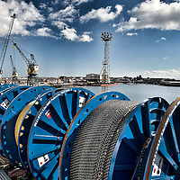 Harlepool - JDR Cables  Hartlepool for Annual Report