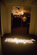 Wallpaper magazine celebrates the second guest editors issue. Pre-launch of  Paramount at Centrepoint.London 16 September 2008. *** Local Caption *** -DO NOT ARCHIVE-© Copyright Photograph by Dafydd Jones. 248 Clapham Rd. London SW9 0PZ. Tel 0207 820 0771. www.dafjones.com.