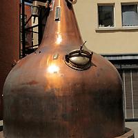 Europe, Ireland, Dublin. Old Jameson Distillery.