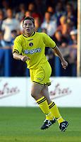 Photo. Chris Ratcliffe<br />Colchester United v Charlton Athletic. Pre Season Friendly. 22/07/2003<br />Matt Holland