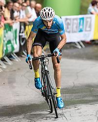 02.07.2017, Graz, AUT, Ö-Tour, Österreich Radrundfahrt 2017, 1. Etappe, Prolog, im Bild Markus Eibegger (AUT, Team Felbermayr Simplon Wels) // Markus Eibegger (AUT, Team Felbermayr Simplon Wels) during Stage 1, Prolog of 2017 Tour of Austria. Graz, Austria on 2017/07/02. EXPA Pictures © 2017, PhotoCredit: EXPA/ Reinhard Eisenbauer