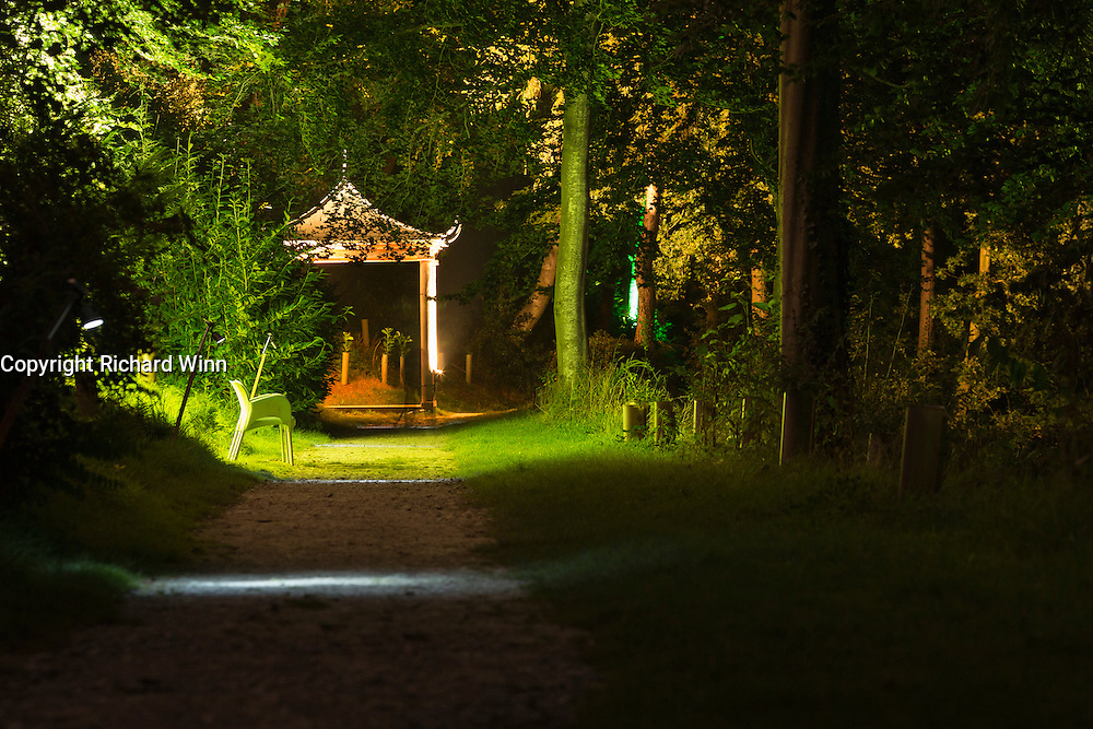 Photographed at the press event for Illumina, by Ulf Pedersen at Hestercombe Gardens, near Taunton, Somerset.