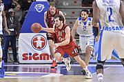 DESCRIZIONE : Eurocup 2015-2016 Last 32 Group N Dinamo Banco di Sardegna Sassari - Cai Zaragoza<br /> GIOCATORE : Tomas Bellas<br /> CATEGORIA : Palleggio Contropiede<br /> SQUADRA : Cai Zaragoza<br /> EVENTO : Eurocup 2015-2016<br /> GARA : Dinamo Banco di Sardegna Sassari - Cai Zaragoza<br /> DATA : 27/01/2016<br /> SPORT : Pallacanestro <br /> AUTORE : Agenzia Ciamillo-Castoria/L.Canu