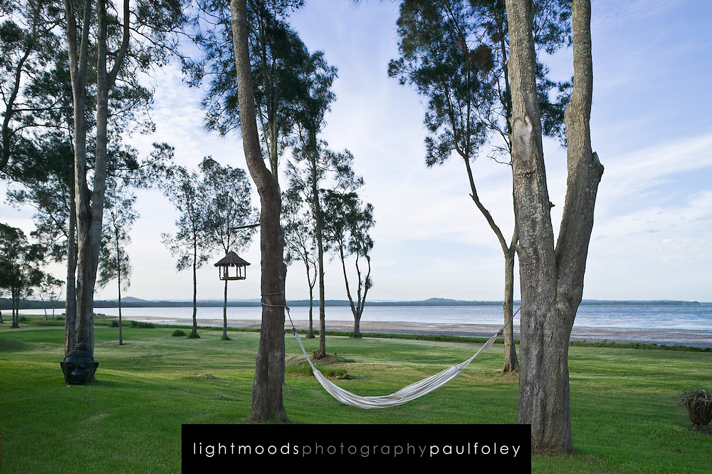 Hammock by the Lake, Eastern Australia