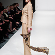 NLD/Amsterdam/20120304 - Modeshow voorjaar 2012 Paul Schulten,
