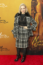 December 4, 2018 - New York, New York, United States - Jazmin Grace Grimaldi attends the New York premiere of 'Mary Queen Of Scots' at Paris Theater  (Credit Image: © Lev Radin/Pacific Press via ZUMA Wire)