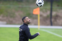 March 20, 2018 - Lisbon, Lisbon, Portugal - Portugal forward Ricardo Quaresma during training session at Cidade do Futebol training camp in Oeiras, outskirts of Lisbon, on March 20, 2018 ahead of the friendly football match in Zurich against Egypt on March 23. (Credit Image: © Dpi/NurPhoto via ZUMA Press)