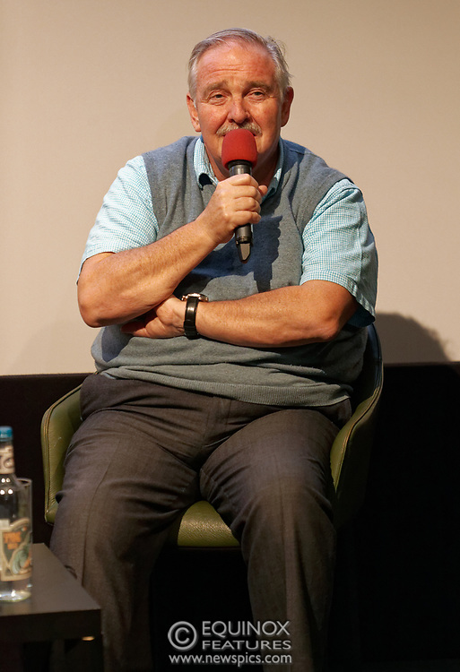 London, United Kingdom - 26 February 2019<br /> DrugScience founder chair, Professor David Nutt, at the screening of film, Magic Medicine at the Regent Street Cinema, Marylebone, London, England, UK. The film follows volunteers receiving experimental treatment with psilocybin, the active ingredient in magic mushrooms, to see if it can help treat long-term depression. DrugScience is a charity researching the medical uses of psychoactive drugs. The film was followed by a Q&A with Professor David Nutt founding chair of DrugScience and Head of the Neuropsychopharmacology Unit in the Centre for Academic Psychiatry in the Division of Brain Sciences, Dept of Medicine, Hammersmith Hospital, Imperial College London. Professor Nutt was formerly chair of the Advisory Council on the Misuse of Drugs.<br /> (photo by: EQUINOXFEATURES.COM)<br /> Picture Data:<br /> Photographer: Equinox Features<br /> Copyright: ©2019 Equinox Licensing Ltd. +448700 780000<br /> Contact: Equinox Features<br /> Date Taken: 20190226<br /> Time Taken: 21082100<br /> www.newspics.com