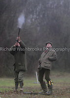 Holborough Estate Shoot  22nd December 2012