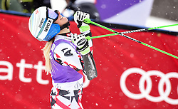 27.11.2015, Mountain Course, Aspen, USA, FIS Weltcup Ski Alpin, Aspen, Riesenslalom, Damen, 2. Lauf, im Bild Eva-Maria Brem (AUT) // Eva-Maria Brem of Austria during the second run of ladies Giant Slalom of Aspen FIS Ski Alpine World Cup at the Mountain Course in Aspen, United States on 2015/11/27. EXPA Pictures © 2015, PhotoCredit: EXPA/ Erich Spiess