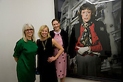 MONICA SPRüTH; CINDY SHERMAN; PHILOMENA MAGERS. Cindy Sherman exhibition. Spruth Magers, London. Grafton st. London. Afterwards at Bellamy's, Bruton Place. 15 April 2009.<br /> MONICA SPRŸTH; CINDY SHERMAN; PHILOMENA MAGERS. Cindy Sherman exhibition. Spruth Magers, London. Grafton st. London. Afterwards at Bellamy's, Bruton Place. 15 April 2009.  *** Local Caption *** -DO NOT ARCHIVE-© Copyright Photograph by Dafydd Jones. 248 Clapham Rd. London SW9 0PZ. Tel 0207 820 0771. www.dafjones.com.