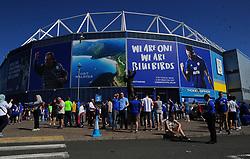 General views inside the ground- Mandatory by-line: Nizaam Jones/JMP - 21/04/2019 -  FOOTBALL - Cardiff City Stadium - Cardiff, Wales -  Cardiff City v Liverpool - Premier League