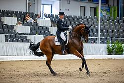 SCHMIDT Hubertus (GER), Beryll 28<br /> Louisdor Preis <br /> Nachwuchspferde Grand Prix - Finalqualifikation<br /> Verden - Verdener Championate 2020<br /> 09. August 2020<br /> © www.sportfotos-lafrentz.de/Stefan Lafrentz