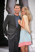 Lara Bingle & Michael Clarke announced as the faces of SYNERGY,[ the new Australian no carbs, no sugar energy drink] Sydney, Austraiia - 12 Oct 2009 . An instant sale option is available where a price can be agreed on image useage size. Please contact me if this option is preferred.