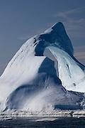 Iceberg, Humboldt Glacier, Kane Bay, Greenland