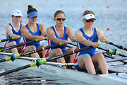 Race: 93  Event: Women's Quad Sculls - Championship - Heat<br /> <br /> National Schools Regatta 2018<br /> Sunday<br /> <br /> To purchase this photo, or to see pricing information for Prints and Downloads, click the blue 'Add to Cart' button at the top-right of the page. The Metropolitan Regatta 2018 The Metropolitan Regatta 2018 The Metropolitan Regatta 2018