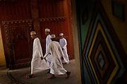the Old Souk in Nizwa Oman