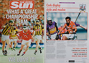 All Ireland Senior Hurling Championship Final,.12.09.2004, 09.12.2004, 12th September 2004,.Senior Cork 0-7, Kilkenny 0-9,.Minor Kilkenny 1-18 ,  Galway 3-12 (draw),.12092004AISHCF,.The Irish Sun,.