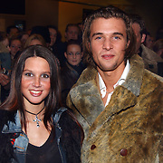Premiere Jackass, Daan Roelofs en vriendin