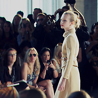 Front Row at the Jill Stuart Spring 2011 fashion show during Mercedes-Benz Fashion Week at David Koch Theatre at Lincoln Center