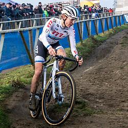 2020-01-01 Cycling: dvv verzekeringen trofee: Baal: European champion Yara Kasteleijn