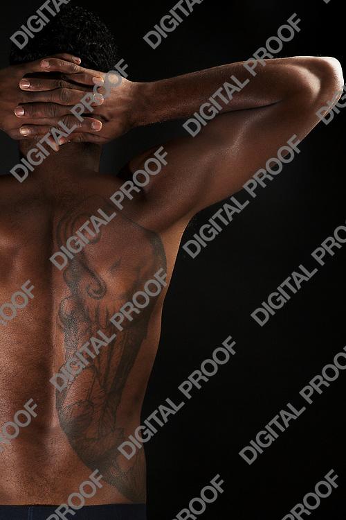 Photo book for Model. Model: Enmanuel Nani