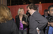 Tom Parker Bowles and Laura Weiss, Tom Parker Bowles, Susan Hill and Matthew Rice host party to launch 'E is For Eating' Kensington Place. 3 November 2004.  ONE TIME USE ONLY - DO NOT ARCHIVE  © Copyright Photograph by Dafydd Jones 66 Stockwell Park Rd. London SW9 0DA Tel 020 7733 0108 www.dafjones.com