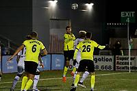 Adam Thomas. Bromley FC 0-2 Stockport County. Vanarama National League. Hayes Lane. 5.12.20