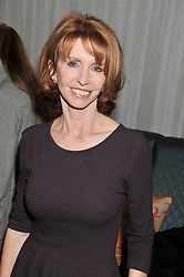 JANE ASHER at a party to celebrate the publication of Fame Game by Louise Fennell held at Grace, West Halkin Street, London on 12th March 2013.