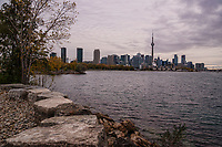 Toronto Skyline from Trillium Park