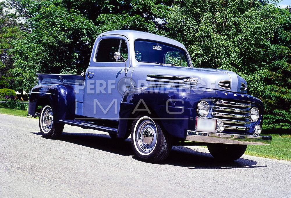 1950 Ford F-47 Pick Up Truck