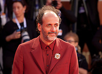 Director Luca Guadagnino at the premiere gala screening of the film Suspiria at the 75th Venice Film Festival, Sala Grande on Saturday 1st September 2018, Venice Lido, Italy.