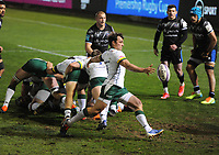 Rugby Union - 2020 / 2021 ER Challenge Cup - Quarter-final - Bath vs London Irish - The Recreation Ground<br /> <br /> Nick Phipps of Bath<br /> <br /> Credit : COLORSPORT/ANDREW COWIE