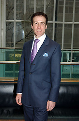 Choreographer ANTON du BEKE at The Critic's Circle National Dance Awards 2005 held at The Royal Opera House, Covent Garden on 19th January 2006.<br /><br />NON EXCLUSIVE - WORLD RIGHTS