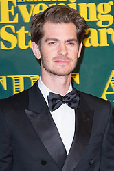 © Licensed to London News Pictures. 03/12/2017. London, UK. ANDREW GARFIELD attends the London Evening Standard Theatre Awards 2017 held at the Theatre Royal, Dury Lane. Photo credit: Ray Tang/LNP