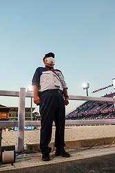 Security<br /> Olympic Games Tokyo 2021<br /> © Hippo Foto - Stefan Lafrentz<br /> 25/07/2021