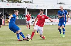 170902 Wales U19 v Iceland U19