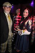 PRINCESS  JULIA, Andrew Logan's Alternative Miss World 2014. Shakespeare's Globe, London. 18 October 2014.