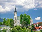 Kościół św. Michała Archanioła, Mszana Dolna, Polska<br /> Saint Archangel Michael Church, Mszana Dolna, Poland