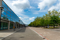 The Centre MK  is like a ghost town as some shops start to reopen photo by Mark Anton Smith