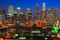 Los Angeles Skyline @ Daybreak
