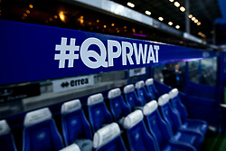 A general view of Loftus Road, home of Queens Park Rangers ahead of their FA Cup Fifth Round tie against Watford - Mandatory by-line: Robbie Stephenson/JMP - 15/02/2019 - FOOTBALL - Loftus Road - London, England - Queens Park Rangers v Watford - Emirates FA Cup fifth round proper