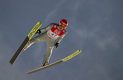 11.12.2016, Lysgards Schanze, Lillehammer, NOR, FIS Weltcup Ski Sprung, Lillehammer, im Bild Richard Freitag (GER) // Richard Freitag of Germany // during Mens Skijumping of FIS Skijumping World Cup at the Lysgards Schanze in Lillehammer, Norway on 2016/12/11. EXPA Pictures © 2016, PhotoCredit: EXPA/ Tadeusz Mieczynski