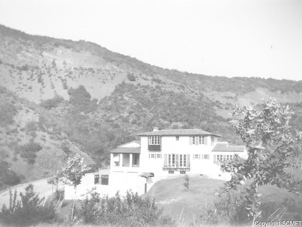 Circa 1930s 7222 Senalda Dr. in the Outpost Estates