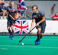 St.-Job-In 't Goor / Antwerpen -  6Nations U23 -  Max Kuijpers (Ned)   Nederland Jong Oranje Heren (JOH) - Groot Brittannie .  COPYRIGHT  KOEN SUYK