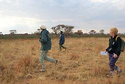 Mammal Survey at Mankwe