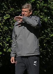 13 September 2017 -  UEFA Europa League (Group H) - Arsenal Training - Arsene Wenger manager of Arsenal - Photo: Marc Atkins/Offside