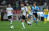 "Adrian MUTU (Cesena)<br /> Cesena 10/9/2011 Stadio ""Dino Manuzzi""<br /> Serie A 2011/2012<br /> Football Calcio Cesena Vs Napoli<br /> Foto Insidefoto Alessandro Sabattini"