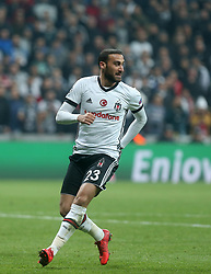 November 21, 2017 - °Stanbul, Türkiye - Besiktas' Cenk Tosun during Besiktas - Porto UEFA Champions Leaguematch in Vodafone Arena, Istanbul, Turkey, November 21, 2017. (Credit Image: © Depo Photos via ZUMA Wire)